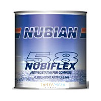 Nubian Nubiflex 58 antivegetativa per gommono